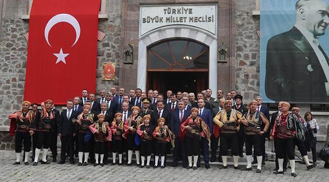 Ankara'nın Başkent Oluşu'nun 95. Yılı Kutlanıyor! İkinci Tören 1. Meclis'te..
