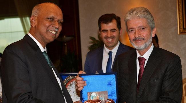 Direkt Uçuş Talep Ettiler! Asyalı Büyükelçilerden Mustafa Tuna'ya Ziyaret...