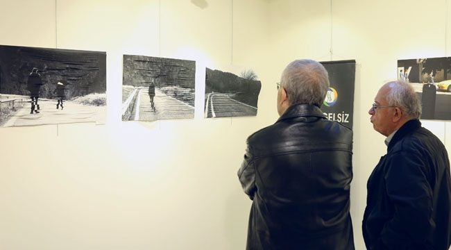Engelsiz Fotoğraflar Galeri Çankaya'da