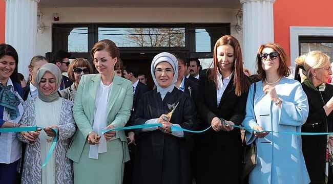 Gagavuzya'ya Altındağ Yatırımları! Gençlik Merkezi'nin Açılışını Emine Erdoğan Yaptı...