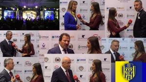 Haber Ankara 'O' Muhteşem Gecede Yerini Aldı! Bir Gelenek başladı: 19.10'da