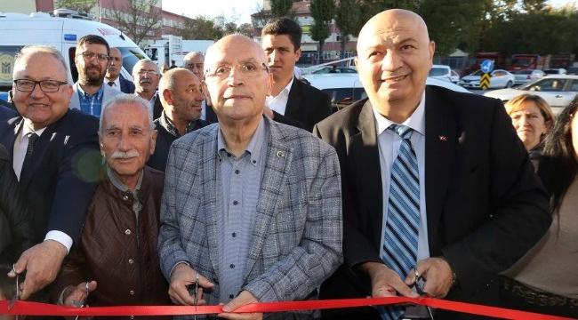 Hedef 25 Bin! Yenimahalle Belediyesi'nden Çamlıca'ya YENİMEK ve Zabıta Noktası