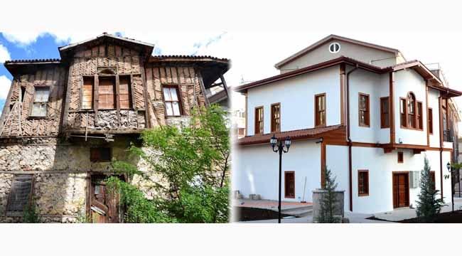 Keçiören Belediyesi Tarihi Konağa Sahip Çıktı