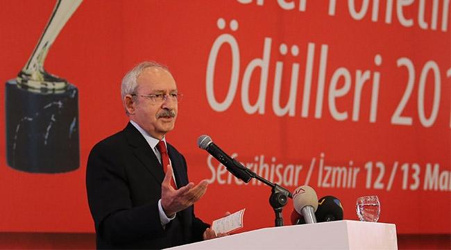 Kılıçdaroğlu Yerel Seçimler Öncesi CHP'nin Başarılı Belediyelerini Ankara'da Ödüllendirecek
