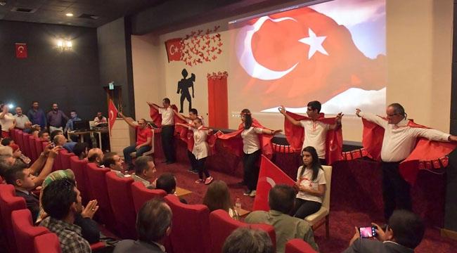 Şehit ve Gaziler Ankara'da Anıldı