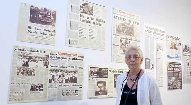 Tarihten 'İz..ler' Zülfü Livaneli Kültür Merkezi'nde