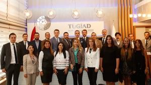 TÜGİAD Ankara'da Yeni Dönem