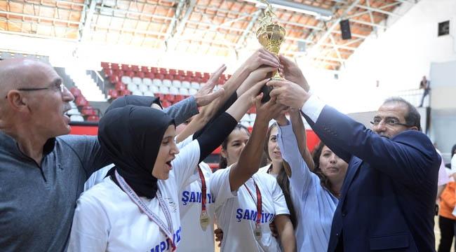 Yenimahalle Türkiye Şampiyonu Oldu