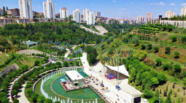 Yeşil Alanlardan Memnuniyet Durumu Araştırıldı! İşte Ankaralıların Durumu...