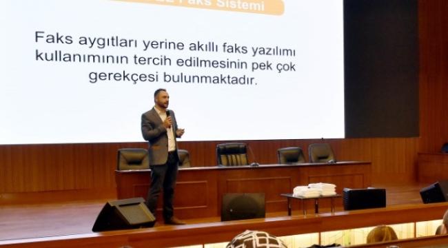 Yıllık 500 Bin Lira Tasarruf Edilecek! Büyükşehir'de Tasarruf Eğitimi...