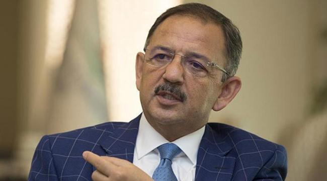 AK Parti Genel Başkan Yardımcısı Özhaseki'den Melih Gökçek Açıklaması