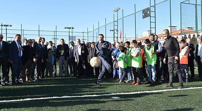 Altındağ Belediyesi'nen Bir Açılış Daha! Veysel Tiryaki: