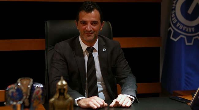 ANGİAD Başkanı Altındağ: OSB'lerde Bedelsiz Arsa Tahsisi İstihdama Umut Olacak