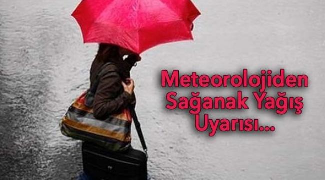 Ankaralılara Meteorolojiden Uyarı! Yeni Hafta Sağanak Yağışla Başlıyor...