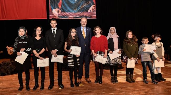 Atatürk Ölümünün 80. Yıldönümü'nde Mamak'ta Anıldı