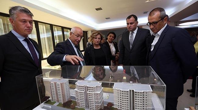 Başkent'in CHP'li Belediyeleri Buluştu! Yaşar ve Taşdelen Çalışmaları Değerlendirdi...