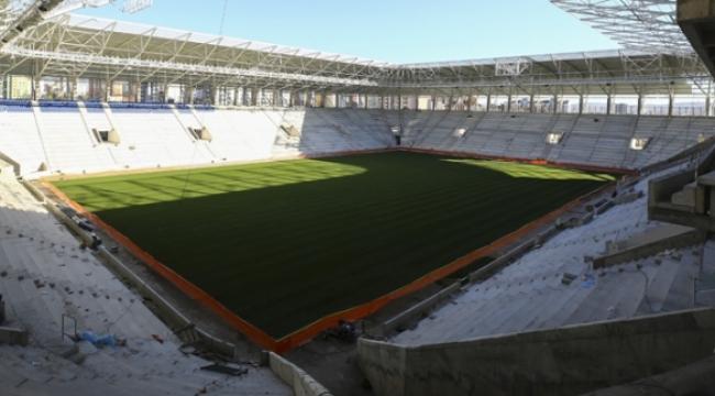 Beşiktaş Maçına Yetişecek! İşte Eryaman Stadı'nda Son Durum...