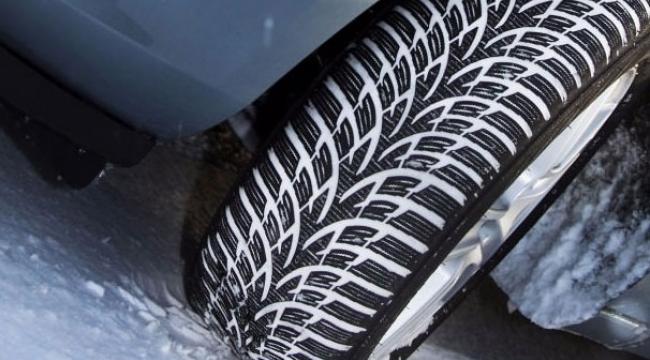 DİKKAT! Cezası 715 TL... Kış Lastiği Zorunluluğu İçin Son Günler
