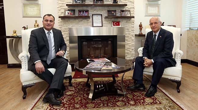 Fethi Yaşar ve Alper Taşdelen'den Teşekkür Mesajı