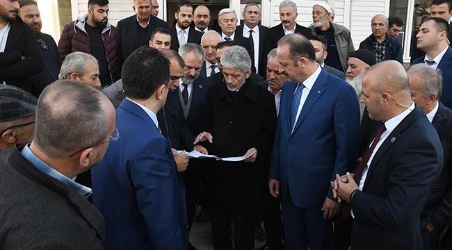 Gündem Yeni Mamak! Mustafa Tuna ve Mesut Akgül'den Toplantı...
