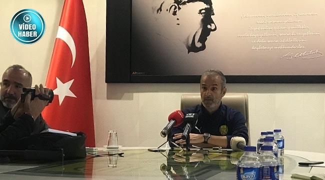 İsmail Kartal'dan Beşiktaş Maçı Öncesi Önemli Açıklamalar