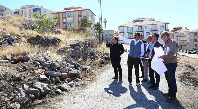 Keçiören'de Yeni Park Projeleri Başladı... İlk Adres Atapark...