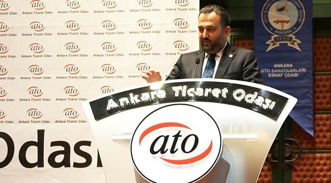 Lastik Sektörü ATO'da Buluştu
