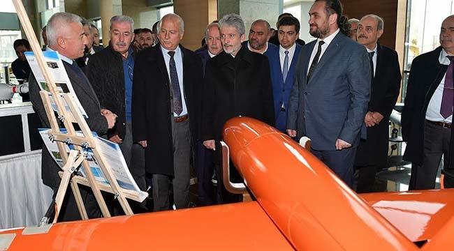 Mustafa Tuna'dan İvedik Organize Sanayi'nde Esnaf Ziyareti