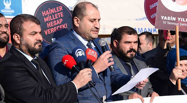 ÖLÜMLE TEHDİT EDİLMİŞTİ! Şehit ve Gazi Yakınlarından 'O' Belediye Başkanına Destek Yağdı...