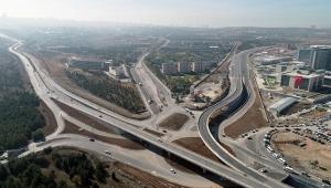 TEKER TEKER HİZMETE GİRİYOR! İşte Başkent Ankara'nın Yeni Yol ve Kavşakları...