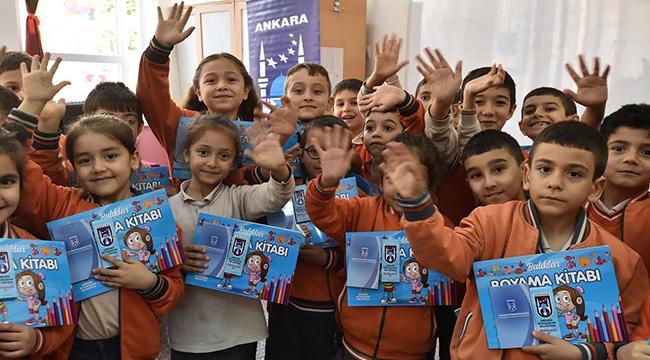 Yemekte Balık, Yaşam Boyu Sağlık! Ankara Büyükşehir Belediyesi'nden Okullara Sağlık Eğitim...