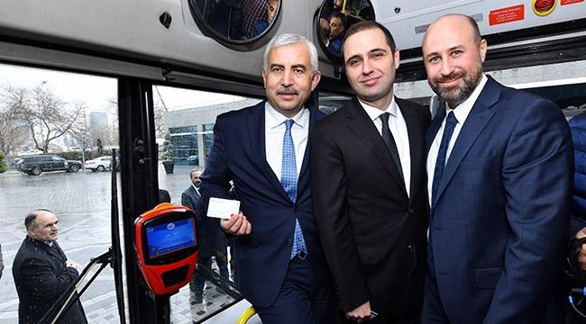 24 Aralık'ta Başlıyor! Ankara'da Toplu Taşımada Kredi Kartı Dönemi...