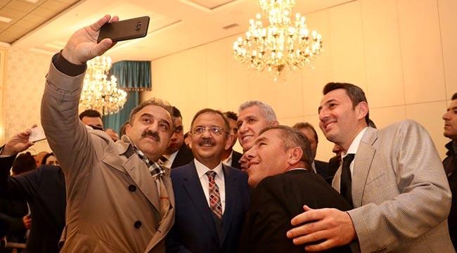 AK Parti'nin Ankara Adayı Özhaseki STK'larla Bir Araya Geldi! İşte Toplantı Sonrası İlk Açıklamalar...