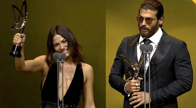 Altın Kelebek Ödülleri Sahiplerini Buldu! İşte Ödül Alanlar...