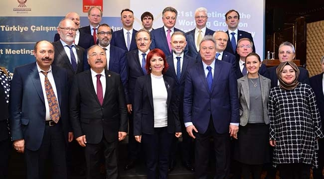 Ankara'da Avrupa Birliği Zirvesi!