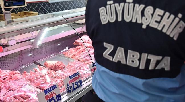Ankara'da Çarşı Pazarda Gıda Denetimleri! Büyükşehir'den Ulus Hali'ne Denetim...