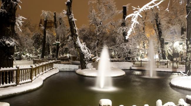 ANKARA KARA TESLİM! Kar Bugün De Etkisini Gösterecek Mi? İşte Başkent'te Hava Durumu...