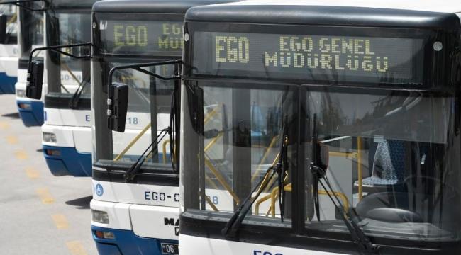 FLAŞ UYGULAMA! Ankara'da EGO Otobüslerinde Temassız Kredi Kartı Dönemi