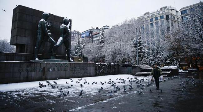 Ankara'da Okullar Tatil Olacak Mı? Ankara Valiliği'nden Açıklama Bekleniyor...