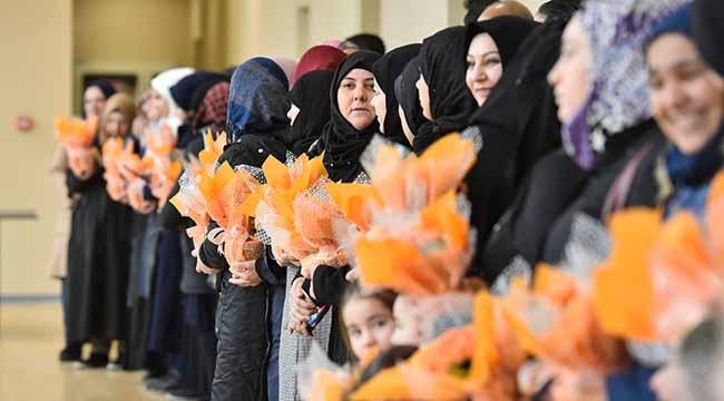 Ankaralı Çiçek Kadınlar