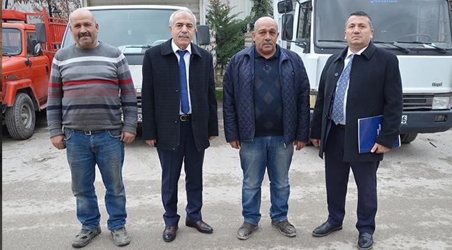 Ankaralı Nakliyeciler Sorunlarına Çözüm Bekliyor