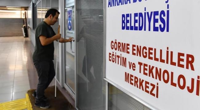 Engelsiz Başkent Ankara