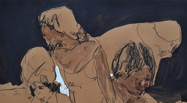 Galeri Sanatyapım'da 'Yılbaşı Karması'