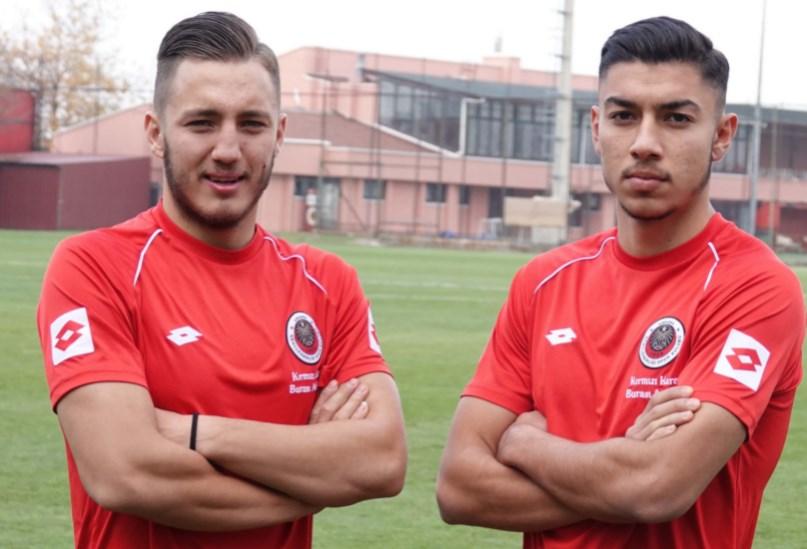 Gençlerbirliği'nin Genç Futbolcularının İlk Maç Heyecanı