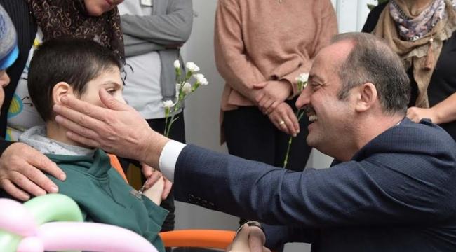 Mamak'ta Engelliler Yalnız Kalmadı