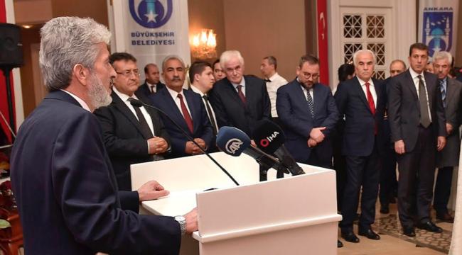 Mustafa Tuna'dan 27 Aralık Resepsiyonu: