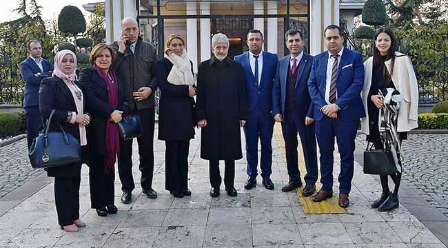 Yeni Kardeş Tunus! Ankara Büyükşehir Belediyesi Hizmetleri Örnek Olacak...