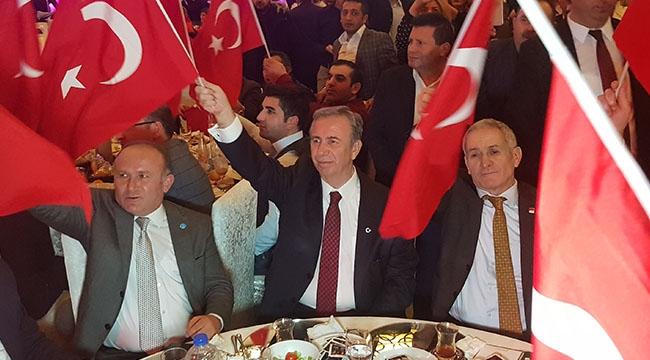 81 İL ANADOLU KÜLTÜR BAHÇESİ PROJESİ! Mansur Yavaş, Ardahanlılarla Buluştu...