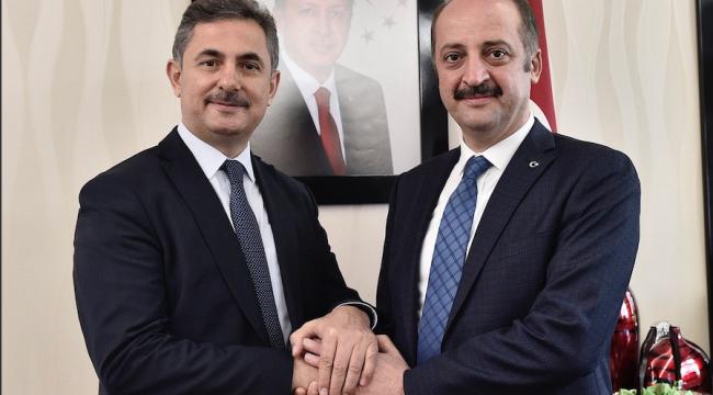 AK Parti Mamak Adayı Köse'den Akgül'e Ziyaret...