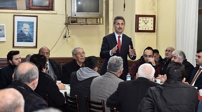 AK Parti Mamak Adayı Murat Köse: